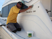Boat Detailing Bebrite- Cleaning business for sale